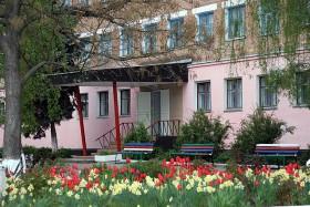 Тимашевская кадетская школа-интернат